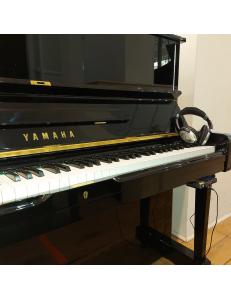 Yamaha U1 silent