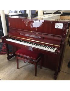 Piano droit Yamaha U1 Acajou