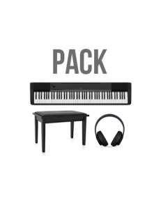 Pack Roland LX708 Noir satiné