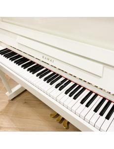 Piano Kawai K18 blanc