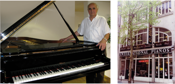 Pianos International Histoire