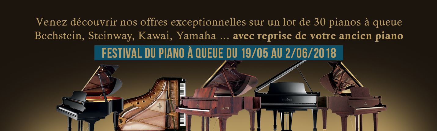Festival du piano à queue