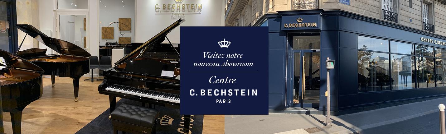 Découvrez le Centre C. Bechstein Paris